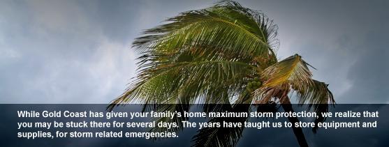 Hurricane season checklist