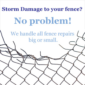 South Florida fencing and railing by Goldcoast Hurricane Shutters and Fence